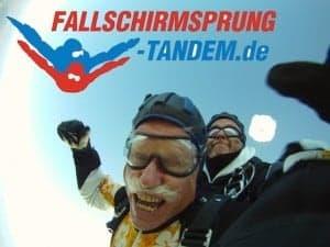Tandem Fallschirmspringen Bayern