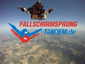 Fallschirmsprung Adrenalin Geschenk