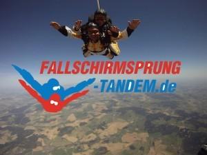Tandemsprung Bilder und Video Tandemfallschirmsprung