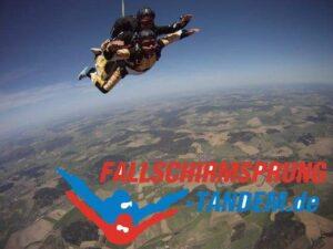 Tandemsprung Skydiving