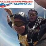 Fallschirmspringen Oberpfalz
