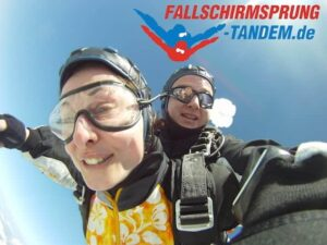 Fallschirmsprung Ticket