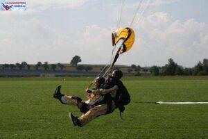 Anbieter Fallschirmspringen Viechtach Tandemsprung80