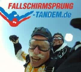Fallschirmsprung Geschenke