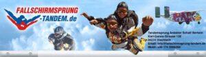 Tandemspringen Fallschirm Anbieter