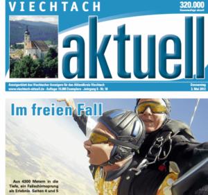 Fallschirmsprung Anbieter Zeitung