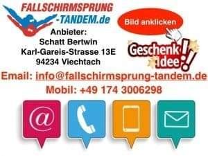 Anfrage Bayern Tandemsprung