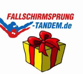 Tandemsprung Überraschung