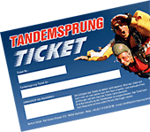 Tandemsprung Ticket