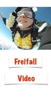 Fallschirmsprung Mitschnitt Clip