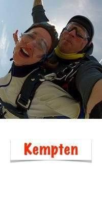Kempten Durach Fallschirmspringen