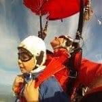 Geschenk Kinder Fallschirmsprung