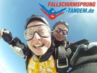 Tandemsprung Trendgeschenk