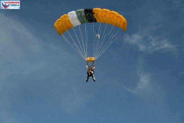 Sicherheitssysteme Fallschirm