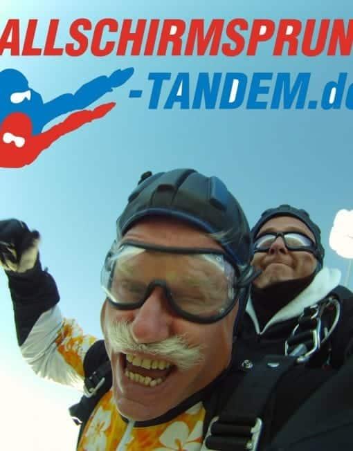 Fallschirmspringen Alter möglich