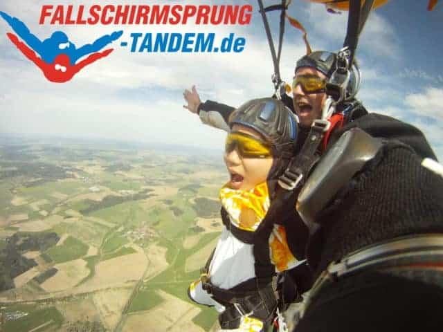 Fallschirmsprung Regeln