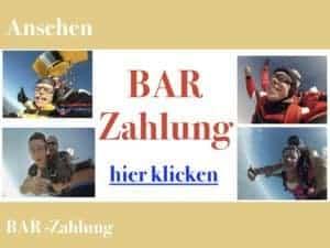 Tandemsprung BAR Fallschirm