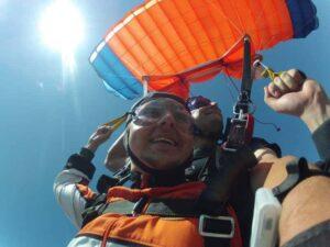 Fallschirmspringen Kaufbeuren