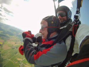 Fallschirmspringen Impressionen Klatovy