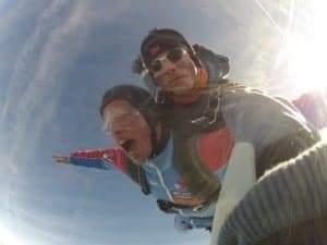 Fallschirmspringen Dinkelsbühl