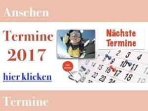 Tandemsprung Termine 2017