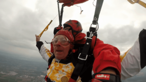 Fallschirmspringen Bamberg Tandemsprung