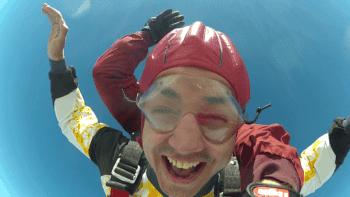 Fallschirmspringen Tandemsprung Fallschirmsprung