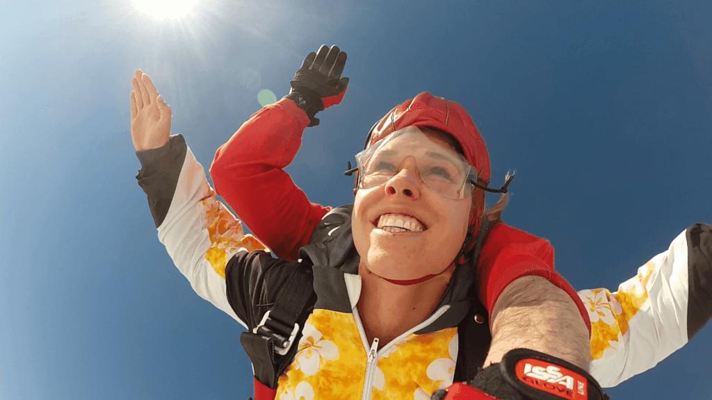 Fallschirmspringen Nürnberg Kunden Tandemsprung