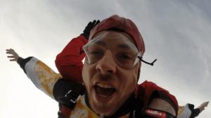 Fallschirmspringen Hirschau Tandemsprung