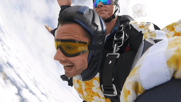 Fallschirmspringen Klatovy Tandemsprung München