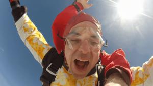 Fallschirmspringen Lemberg Tandemsprung