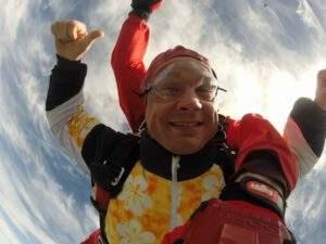 Fallschirmspringen Velburg Tandemsprung