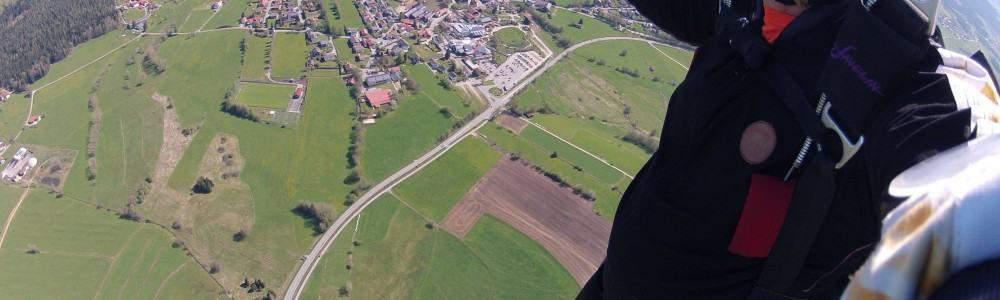 Arnbruck Fallschirmsprung