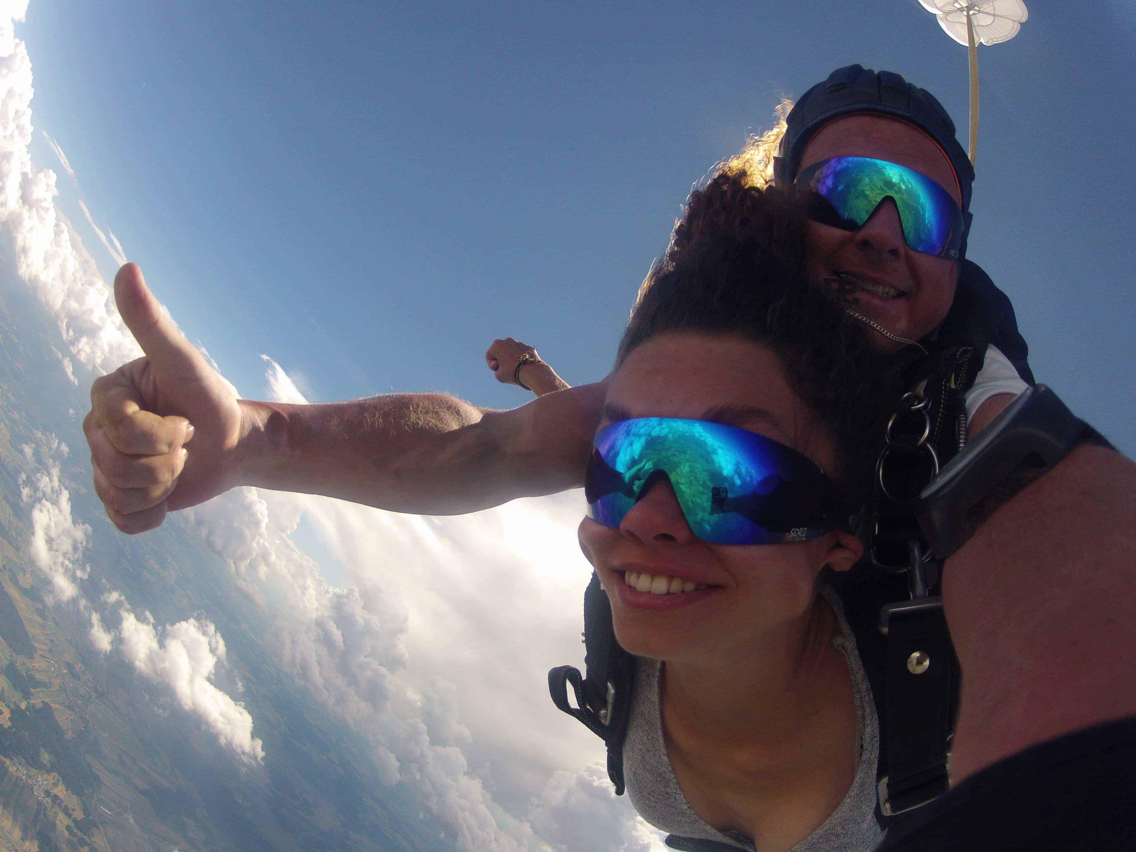 Tandemsprung Deutschlandweit Fallschirmspringen Angebote