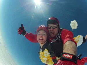 Fallschirmspringen Kaufbeuren Tandemsprung