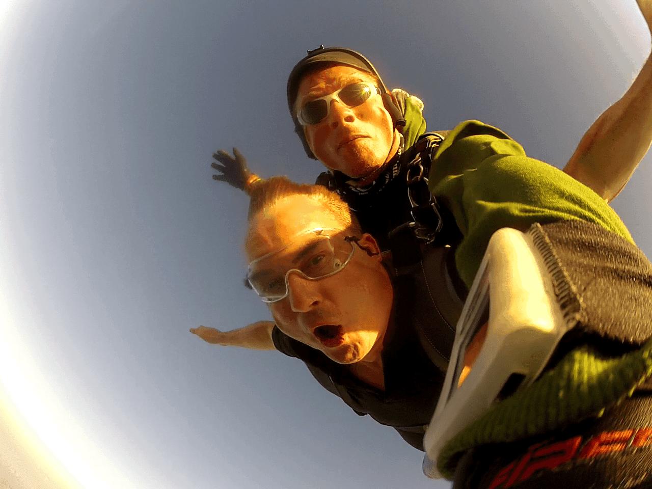 Fallschirmspringen Niedersachsen Hildesheim Tandemsprung