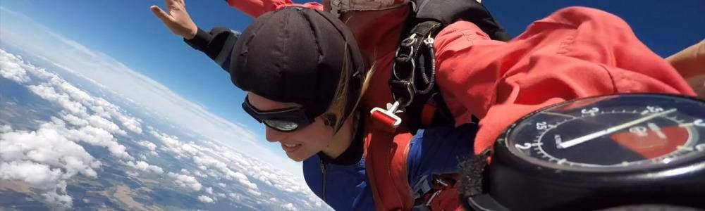 Fallschirmsprung Gutschein Bayern Viechtach