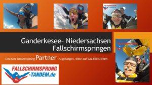 Ganderkesee Tandemsprung Niedersachsen