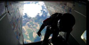 AFF Exit Skyvan