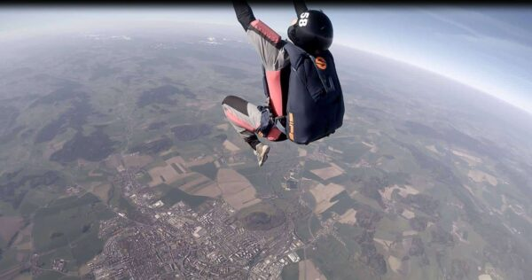 Backflip AFF Skydive