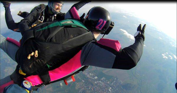 Fallschirm Schule Klatovy Ausbildung