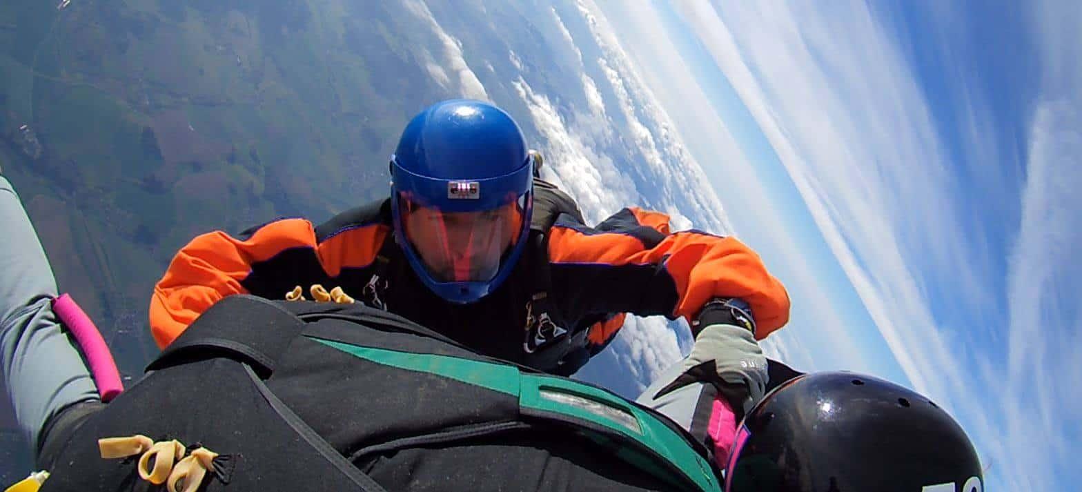 Fallschirmspringer werden - Skydive in Klatovy