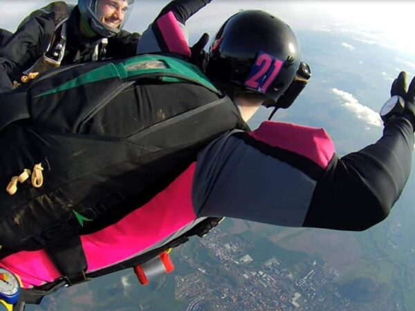 Skydiving Student Klatovy Rating
