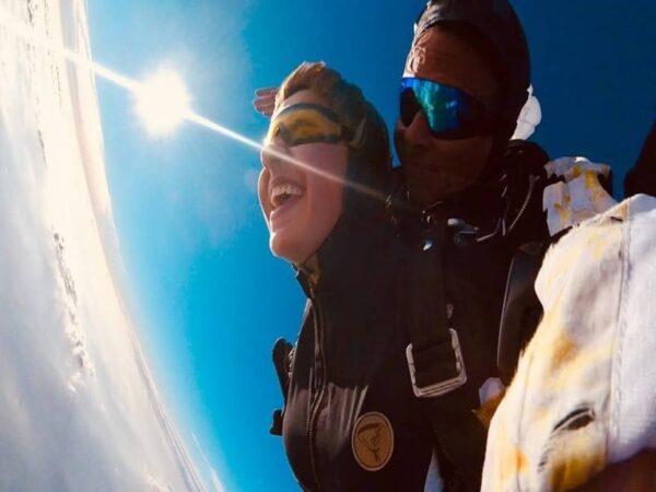 Oberösterreich Fallschirm Tandemsprung Wels