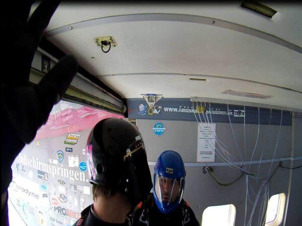 AFF Skyvan Fallschirmspringen