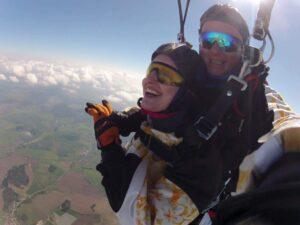 Fallschirm Tandemspringen Österreich Geschenk Gutschein