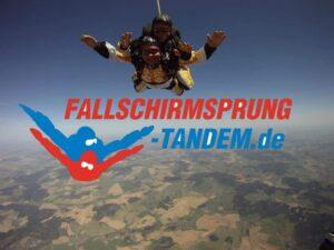 Fallschirmspringen Österreich Tandem Geschenk Gutschein