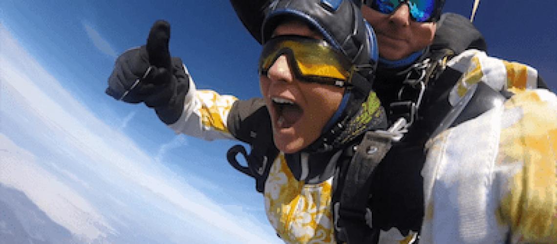 Bericht Tandemspringen 6000 Meter